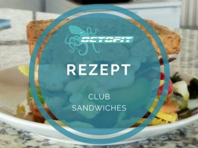 Club Sandwiches - Octofit