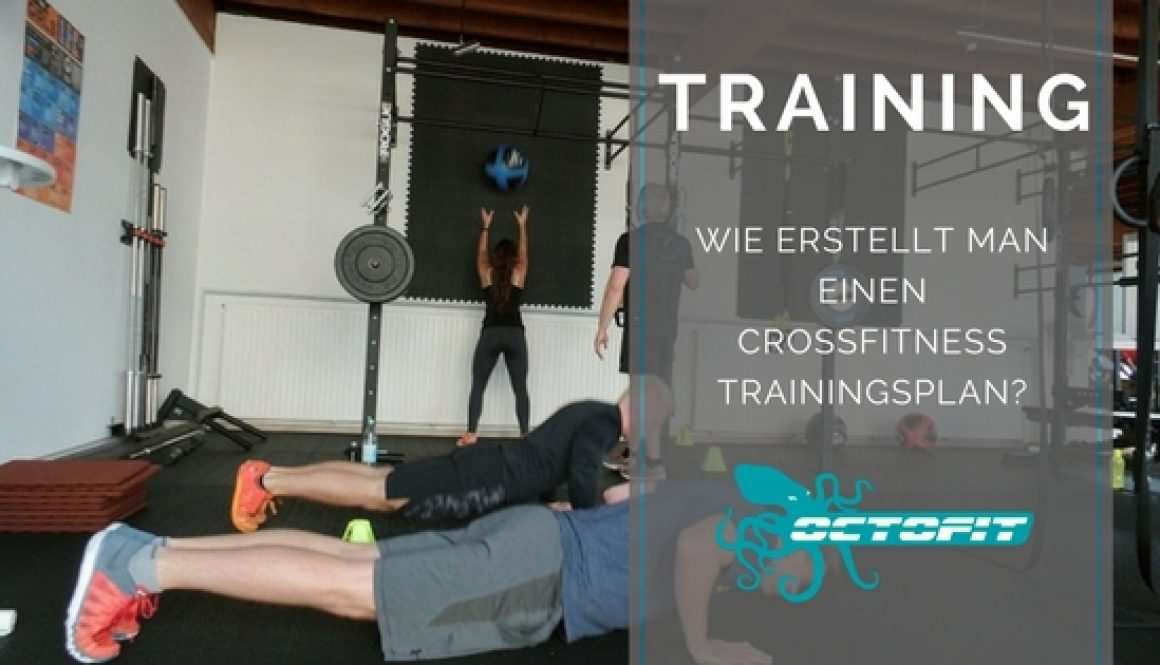 CrossFitness Trainingsplan - Octofit