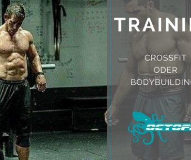 Crossfit oder Bodybuilding - Octofit