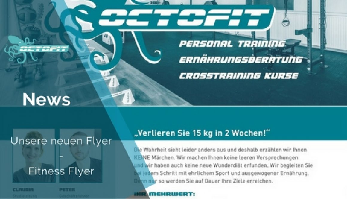 Fitness Flyer - Octofit