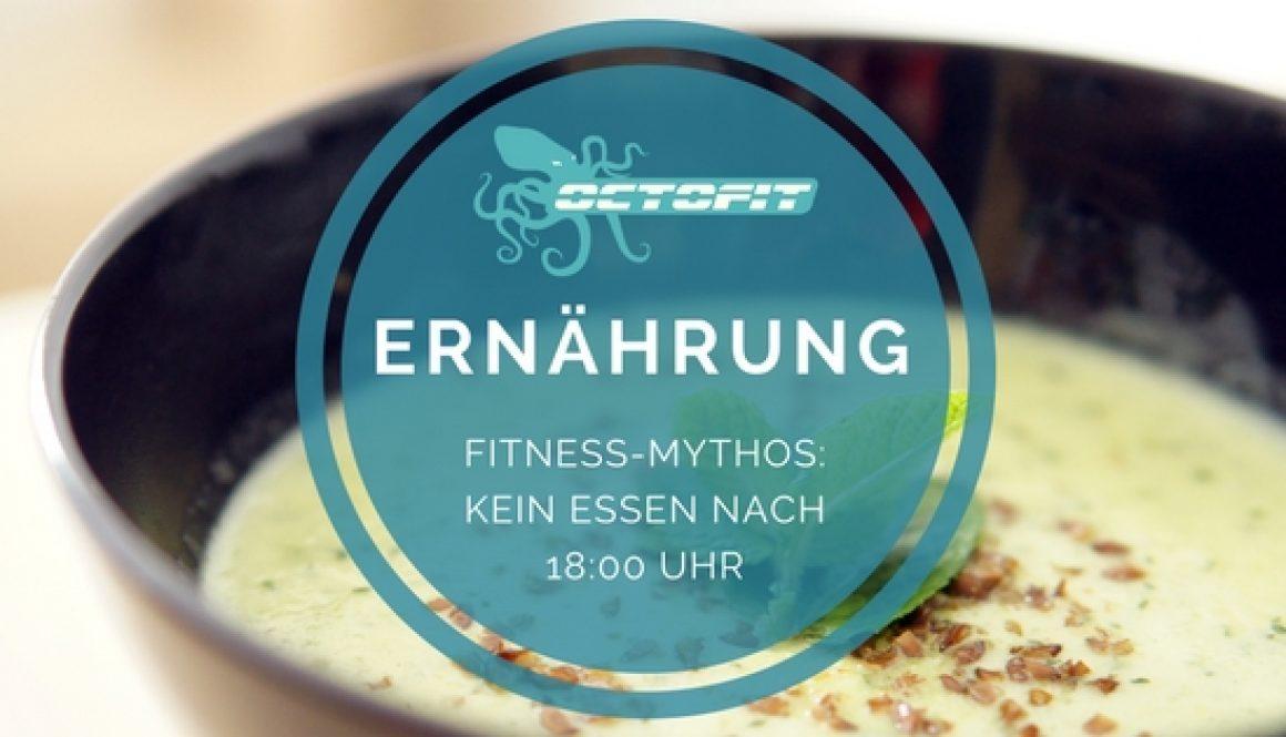 Fitness Mythos - Octofit