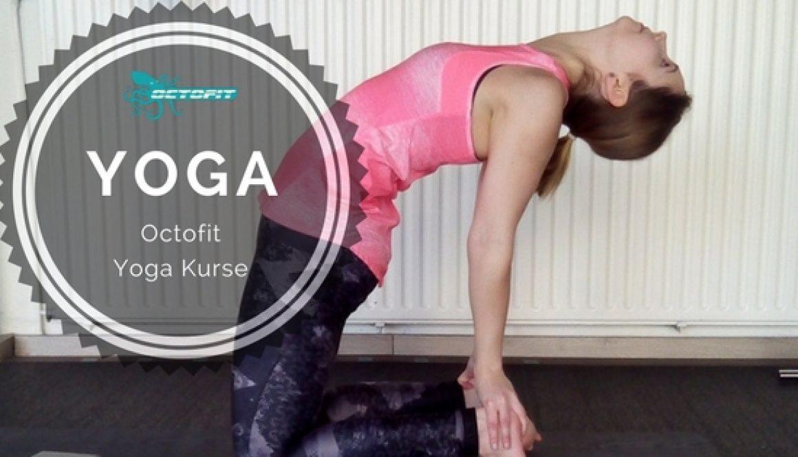 Octofit Yoga Kurse Luenen
