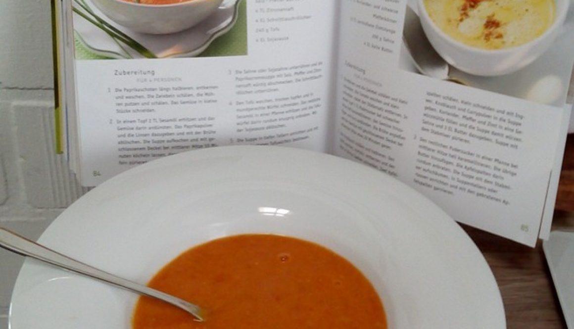 Rezept Feurige Paprikacremesuppe 1 - Octofit