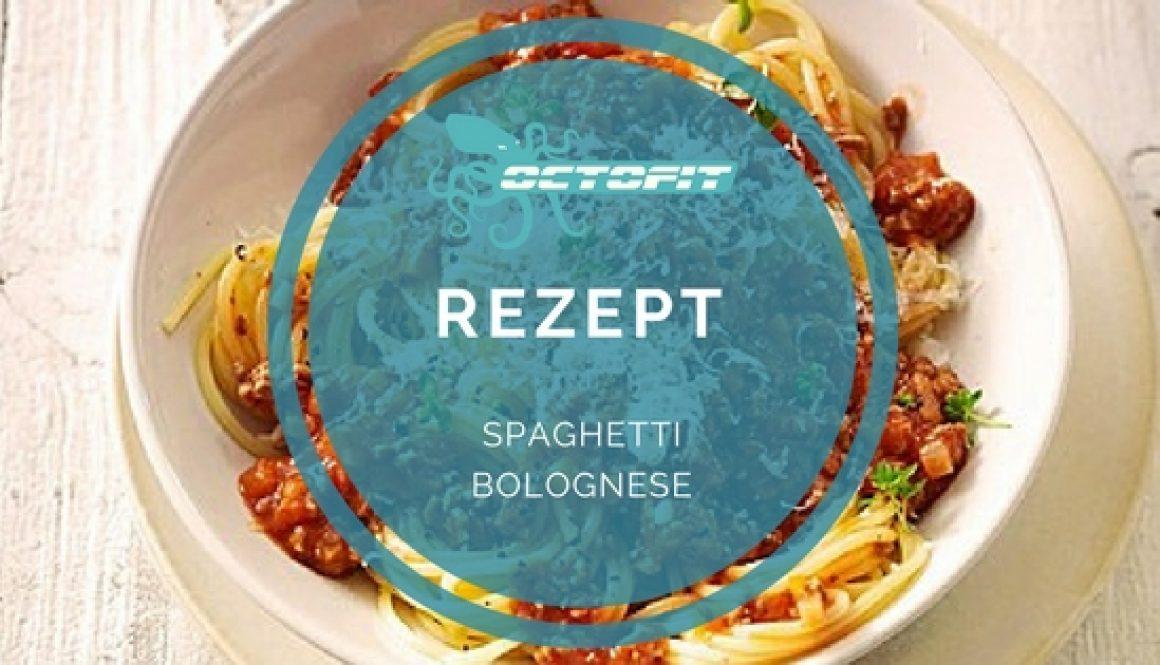 Spaghetti Bolognese - Octofit